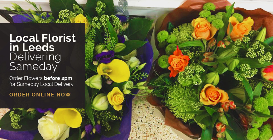 Florists in Leeds | Flower Delivery by Leonora Rose