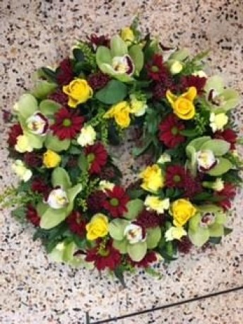 Traditional Ring Wreath